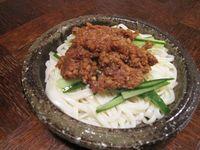 大豆ハムでジャージャー麺