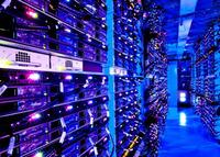 サーバーのデータセンター