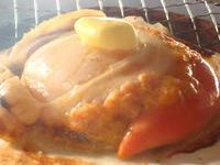 1月の野付産ジャンボホタテフェア、2月のお客様感謝デー四元豚炙り焼き