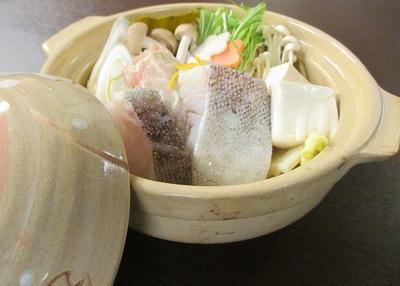 鱈(タラ)ちり鍋