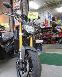 YAMAHA MT-09 新車ご案内|蕨戸田川口バイク・スクーター