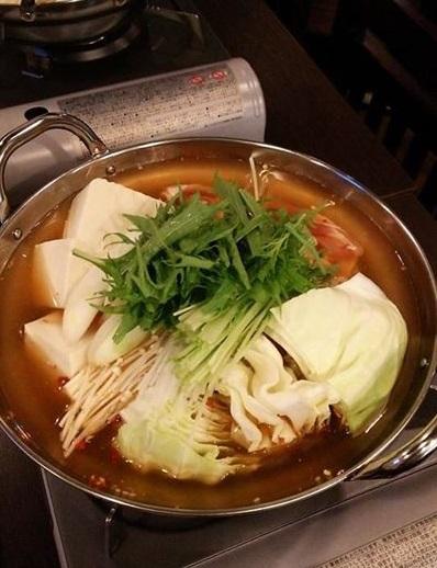 鶏鍋 チゲ