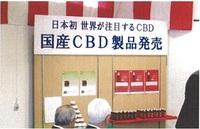 開催ご報告 CBD製品お披露目会