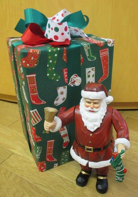 クリスマスグッズ&クリスマスラッピング