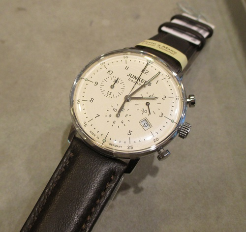ドイツ製腕時計 ユンカース クォーツモデル