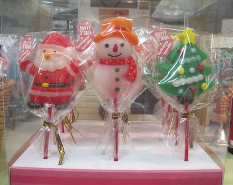 クリスマスに!】ロリポップキャンドル★