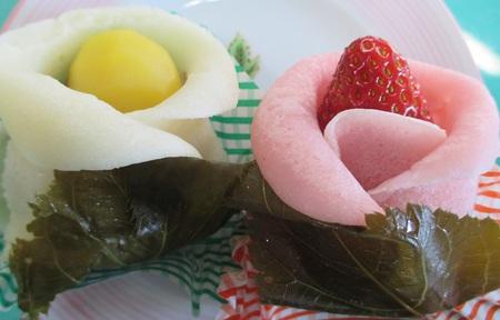 【期間限定】桜餅の雛セット
