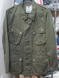 【春物入荷中】マウンテンパーカー、半コート、ミリタリージャケット