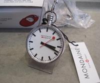 MONDAINE[モンディーン] 鉄道時計