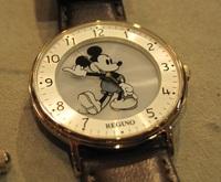 【限定品】Disneyコレクション|ミッキー・ミニー腕時計