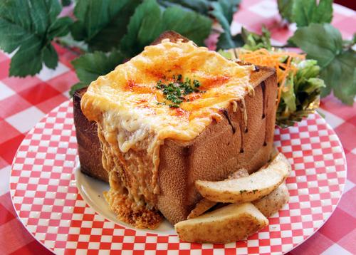 厚切りグランパン
