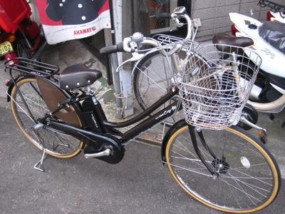 電動アシストサイクル ヤマハパス2010年モデル
