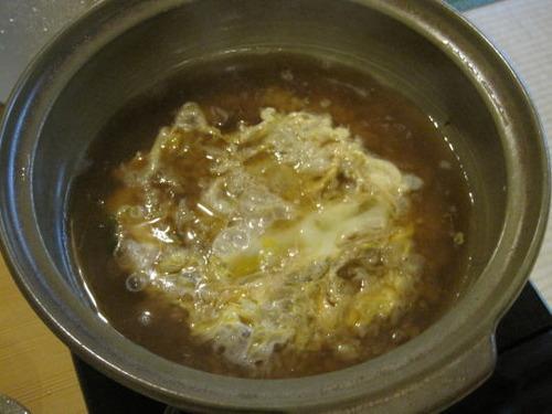つくね鍋雑炊