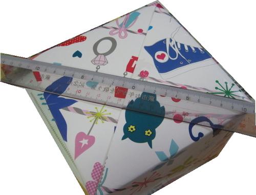 正方形BOX