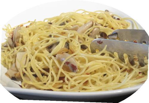 きのこスパゲティー