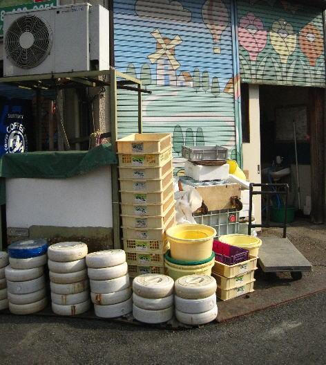 漬物製造販売の榎本商会