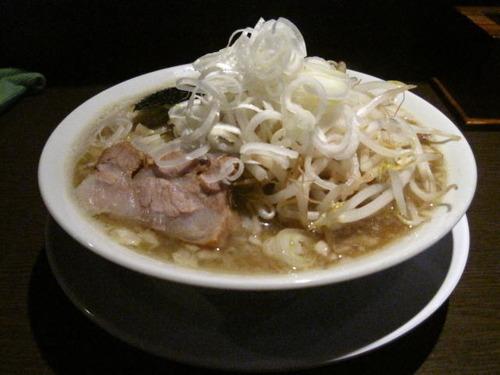 背油拉麺<br />