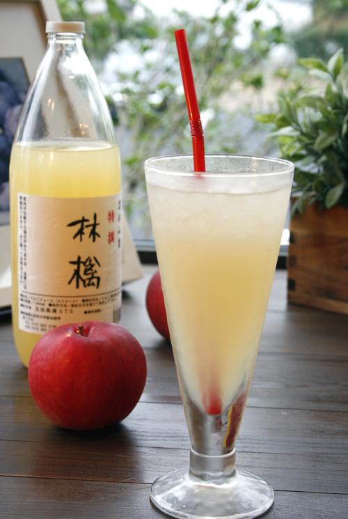 林檎ジュース♪