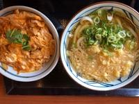 朝の丸亀製麺、乃が美、カスミ、タイヨースーパー