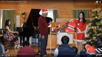 ママコン「The Christmas Song」しっとり大人のムードです!