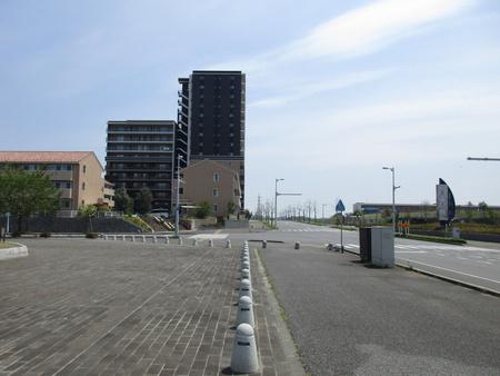 【変遷22】駅前公園からマンション「ヴェルプレジオ」ができる様子!