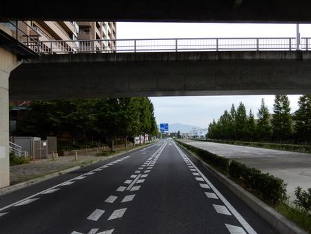 【今昔47】研究学園を貫く幹線道路、TX高架下から望む筑波山!