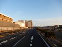 【今昔56】研究学園を貫く幹線道路から筑波山の眺め!