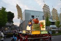 「まつりつくば」と「浅草サンバカーニバル」をはしごした!やっぱり竿灯はすごい!!
