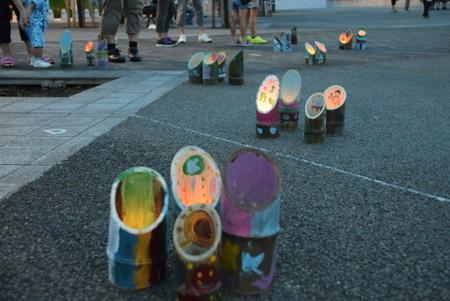 7/29駅前公園でトワイライト音楽祭開催!つくば市長が竹灯ろう点灯!
