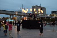 9/16「盆LIVE」開催!皆で輪になり、飛び跳ねた!