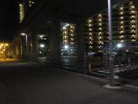 パークハウス前のつくばエクスプレス高架下に駐車場ができた!